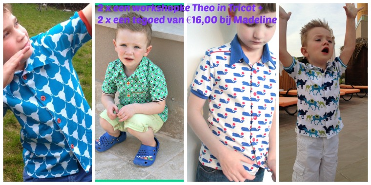 theo in tricot
